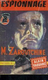 M. Zaroutchine - Couverture - Format classique
