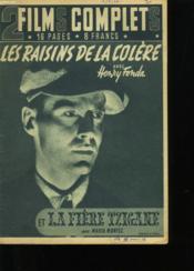 2 Films Complets N°2 - Les Raisins De La Colere - La Fiere Izigane. - Couverture - Format classique
