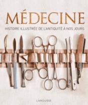 Médecine - Couverture - Format classique