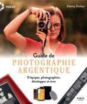 Guide de photographie argentique - Couverture - Format classique