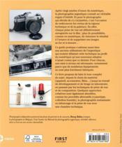 Guide de photographie argentique - 4ème de couverture - Format classique