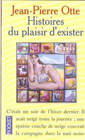 Histoires Du Plaisir D'Exister - Intérieur - Format classique
