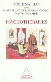 Psychotérapies - Intérieur - Format classique