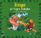 Kinga et l'ogre kakabe - Couverture - Format classique