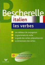 telecharger Bescherelle italien – les verbes livre PDF/ePUB en ligne gratuit