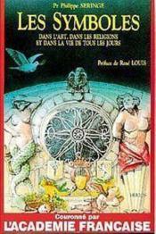 Symboles. dans l'art. dans les religions - Couverture - Format classique