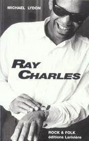 Ray Charles - Intérieur - Format classique