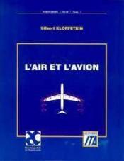 L'Air Et L'Avion - Couverture - Format classique