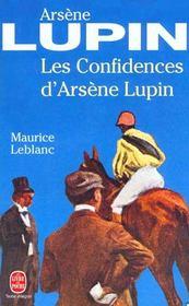 Les confidences d'Arsène Lupin - Intérieur - Format classique