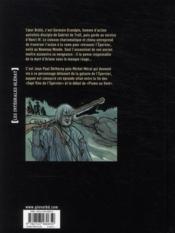 Coeur brûlé ; intégrale t.1 à t.4 - 4ème de couverture - Format classique