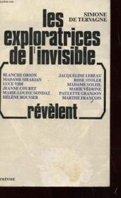 Les Exploratrices De L'Invisible Revelent - Couverture - Format classique