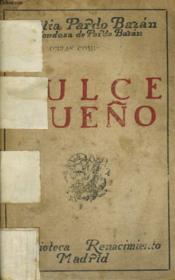Obras Compltas, Tomo 38 : Dulce Dueno - Couverture - Format classique