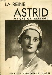 La Reine Astrid - Couverture - Format classique