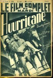 Le Film Complet Du Mardi N° 2153 - Huuricaine - Couverture - Format classique