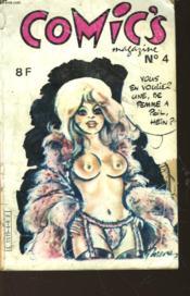 Comic'S Magazine - Bimestriel N°4 - Couverture - Format classique
