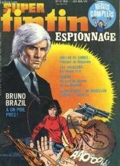 Super Tintin - Espionnage - N°51 Bis - Couverture - Format classique