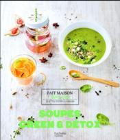 Green soupes - Couverture - Format classique