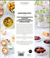 Green soupes - 4ème de couverture - Format classique