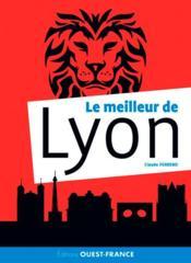 Le meilleur de Lyon - Couverture - Format classique