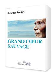 Grand coeur sauvage - Couverture - Format classique