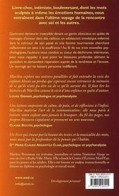 À la recherche de soi et de l'autre ; recueil de nouvelles psychologiques - 4ème de couverture - Format classique