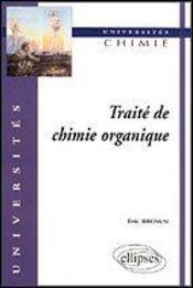 Traite De Chimie Organique - Intérieur - Format classique