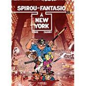 Spirou et Fantasio t.39 ; Spirou et Fantasio à New York - Couverture - Format classique