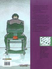 Zhong guo t1 - 4ème de couverture - Format classique