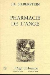 Pharmacie De L'Ange - Couverture - Format classique