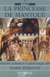 La Princesse De Mantoue - Couverture - Format classique