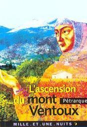 L'ascension du mont Ventoux - Intérieur - Format classique