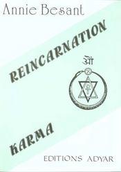 Reincarnation karma - Intérieur - Format classique