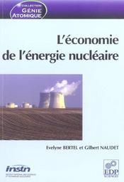 Economie de l'energie nucleaire - Intérieur - Format classique