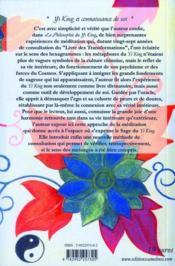 La philosophie du yi king - 4ème de couverture - Format classique