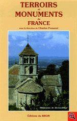 Terroirs et monuments de France - Couverture - Format classique