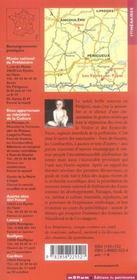 Les eyzies de tayac et la vallee de la vezere - 4ème de couverture - Format classique