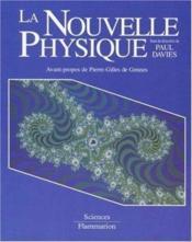 La nouvelle physique (broche) - Couverture - Format classique