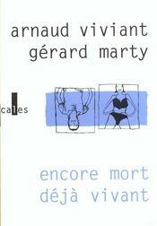 Encore Mort Deja Vivant - Intérieur - Format classique