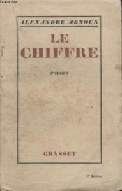 Le Chiffre. - Couverture - Format classique
