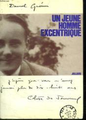 Un Jeune Homme Excentrique. - Couverture - Format classique