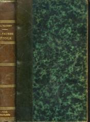 La Fausse Etoile - Couverture - Format classique