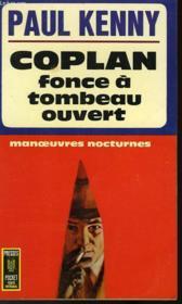 Coplan A Tombeau Ouvert... - Couverture - Format classique