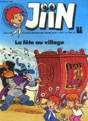 Jiin - La Fete Au Village - Couverture - Format classique