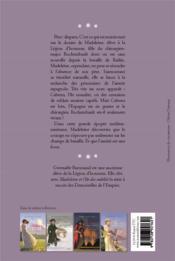 Les demoiselles de l'Empire t.5 ; Madeleine et l'île des oubliés - 4ème de couverture - Format classique