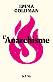 L'anarchisme ; minorités VS majorités - Couverture - Format classique