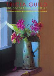 Tricia guild une decoration naturelle - Couverture - Format classique