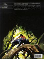 Le dernier livre de la jungle t.4 ; le retour - 4ème de couverture - Format classique