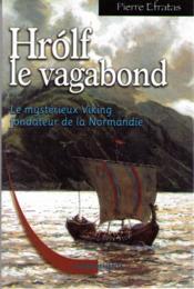 Hrolf Le Vagabond - Couverture - Format classique