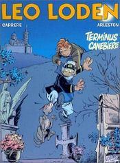 Léo Loden t.1 ; terminus canebière - Intérieur - Format classique