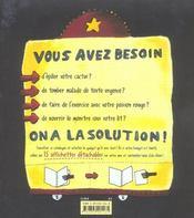 Catalogue Des Gaspilleurs (Le) - 4ème de couverture - Format classique